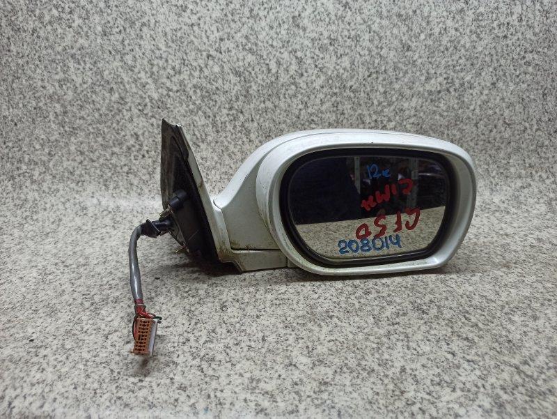 Зеркало Nissan Cima GF50 переднее правое