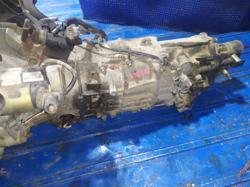 Мкпп Subaru Forester SF5 EJ205 2001