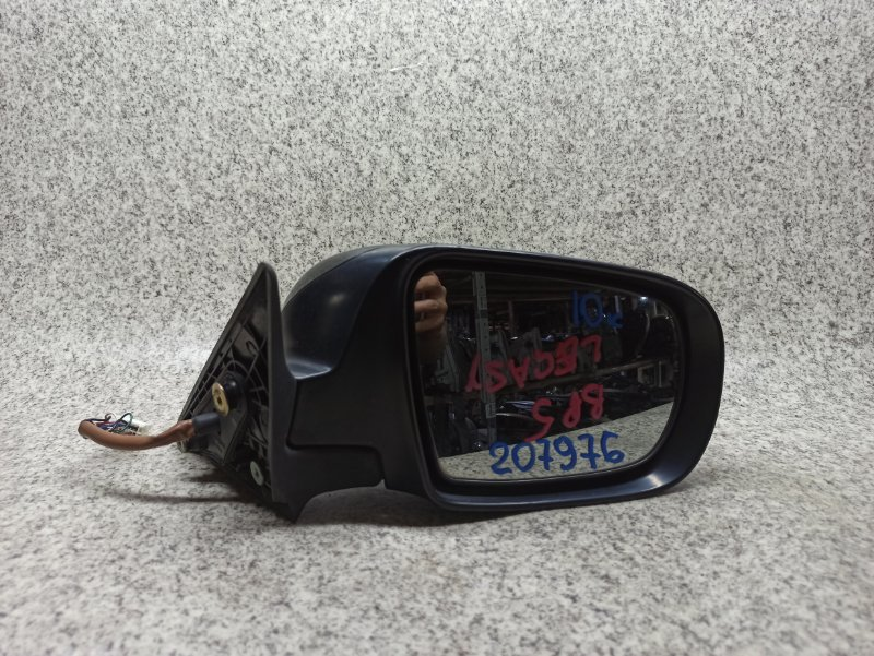 Зеркало Subaru Legacy BL5 переднее правое