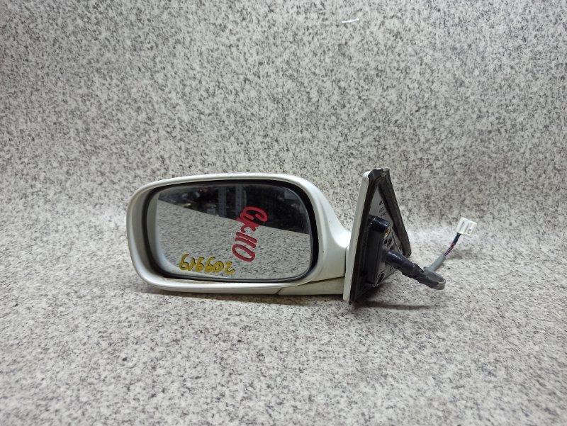 Зеркало Toyota Mark Ii GX110 2002 переднее левое