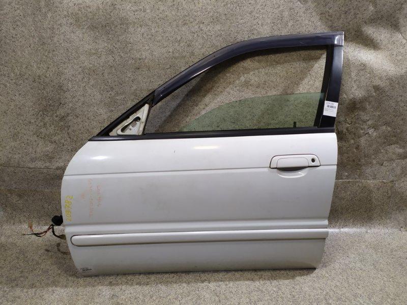 Дверь Suzuki Cultus GC41W 1996 передняя левая