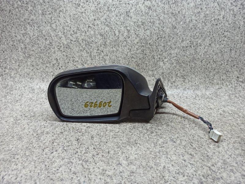 Зеркало Subaru Legacy BL5 переднее левое
