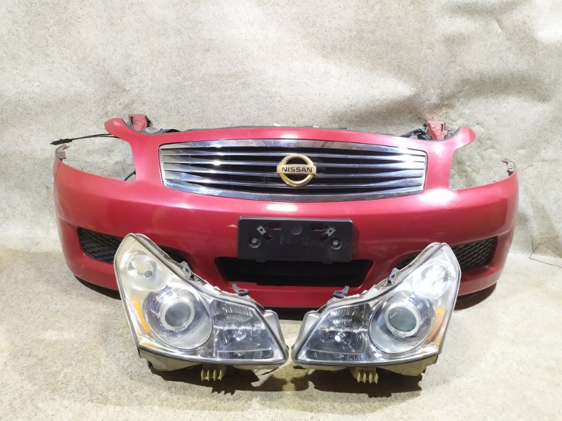 Nose cut Nissan Skyline V36 VQ25HR 2007