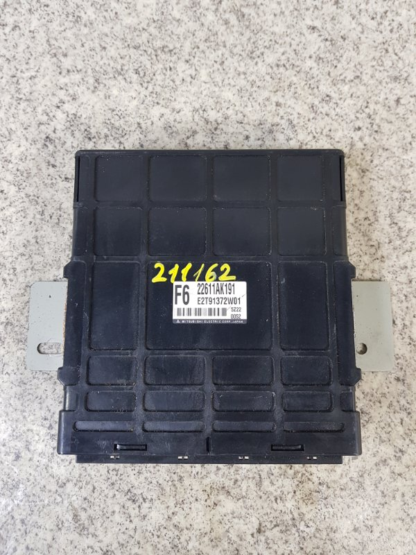 Блок управления efi Subaru Legacy BL5 EJ20