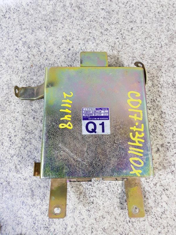 Блок управления efi Nissan Ad VSNY10 CD17