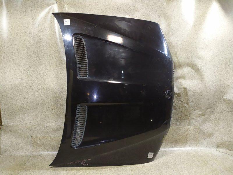 Капот Bmw X5 E53 2004