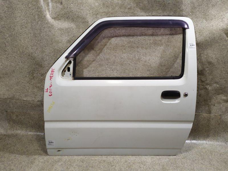 Дверь Suzuki Jimny JB23W передняя левая