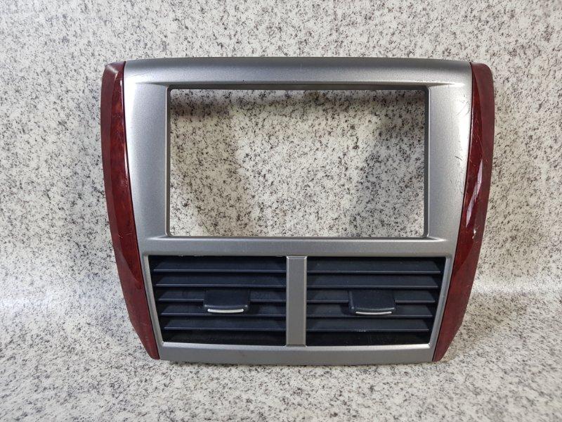 Консоль магнитофона Subaru Forester SH5