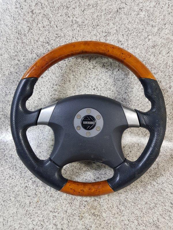 Руль Nissan Stagea NM35
