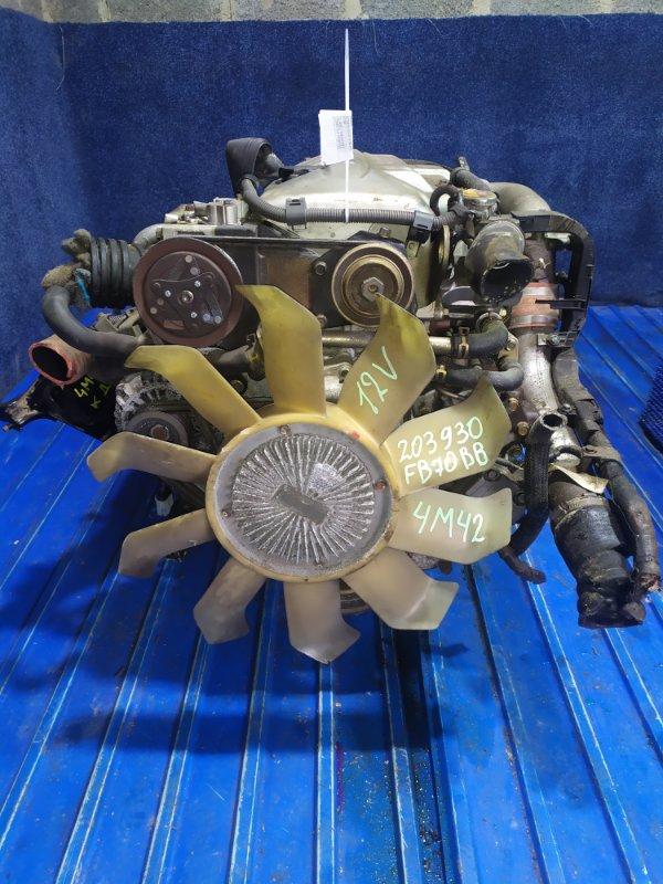 Двигатель Mitsubishi Canter FB70BB 4M42T