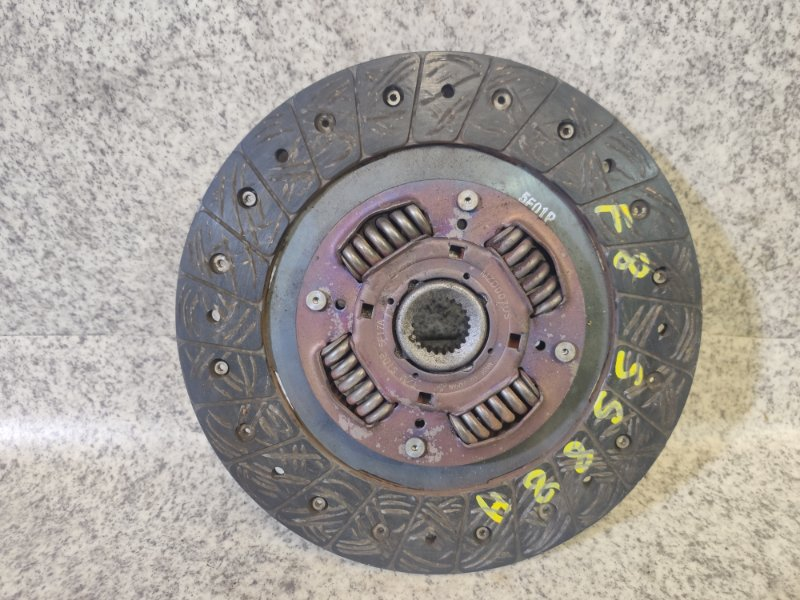 Диск сцепления Mazda Bongo SS88H F8