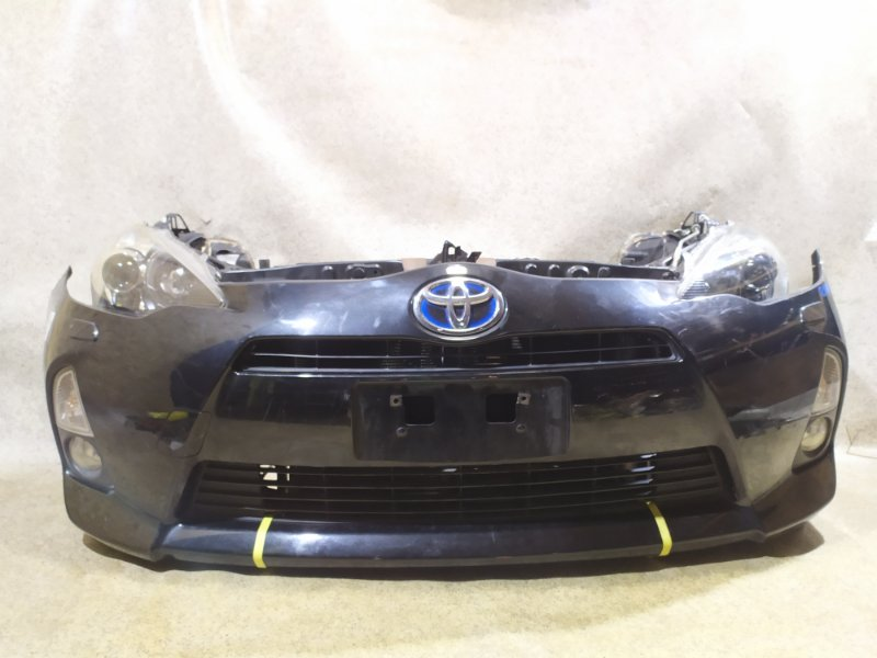 Nose cut Toyota Aqua NHP10 1NZ-FE 2012