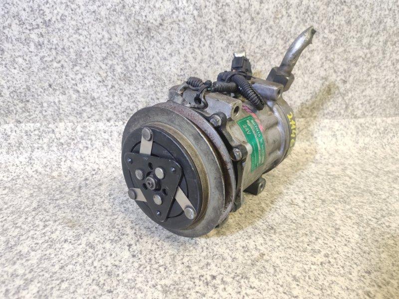 Рефкомпрессор Mitsubishi Canter FE74DV 4M50-T