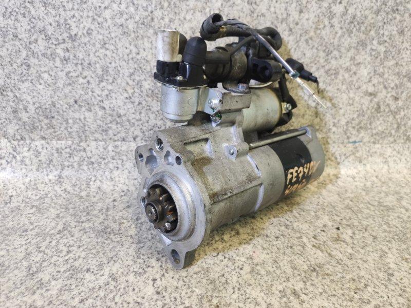 Стартер Mitsubishi Canter FE74DV 4M50-T