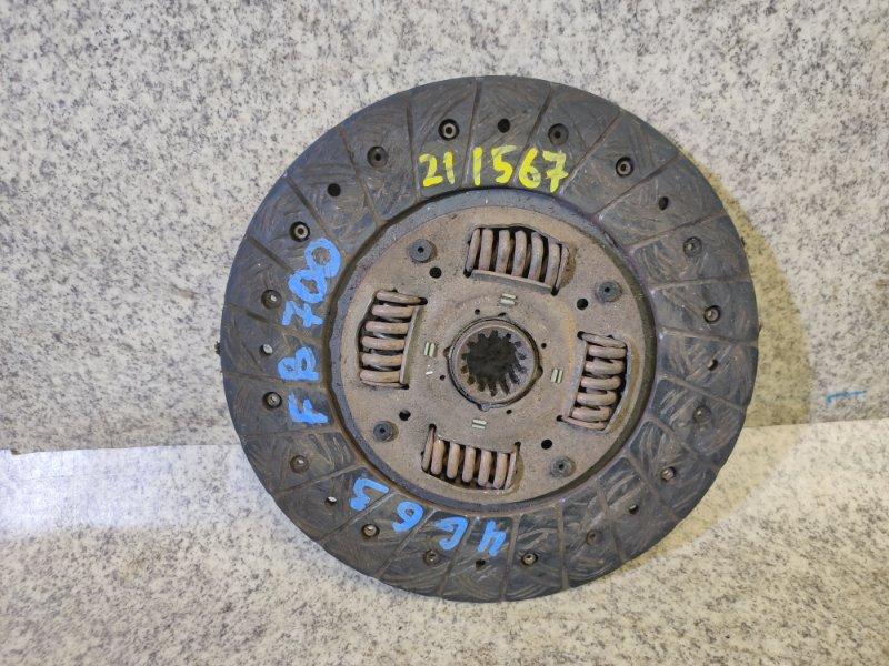 Диск сцепления Mitsubishi Canter FB700 4G63