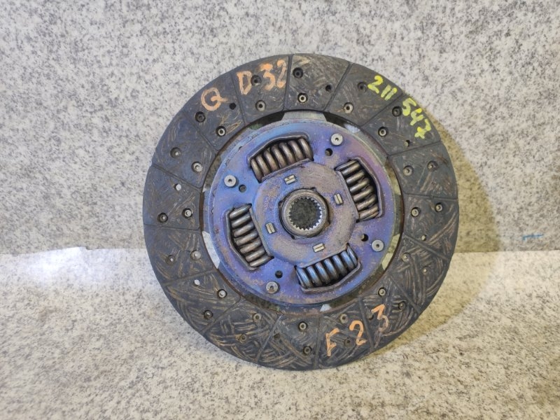 Диск сцепления Nissan Atlas F23 QD32