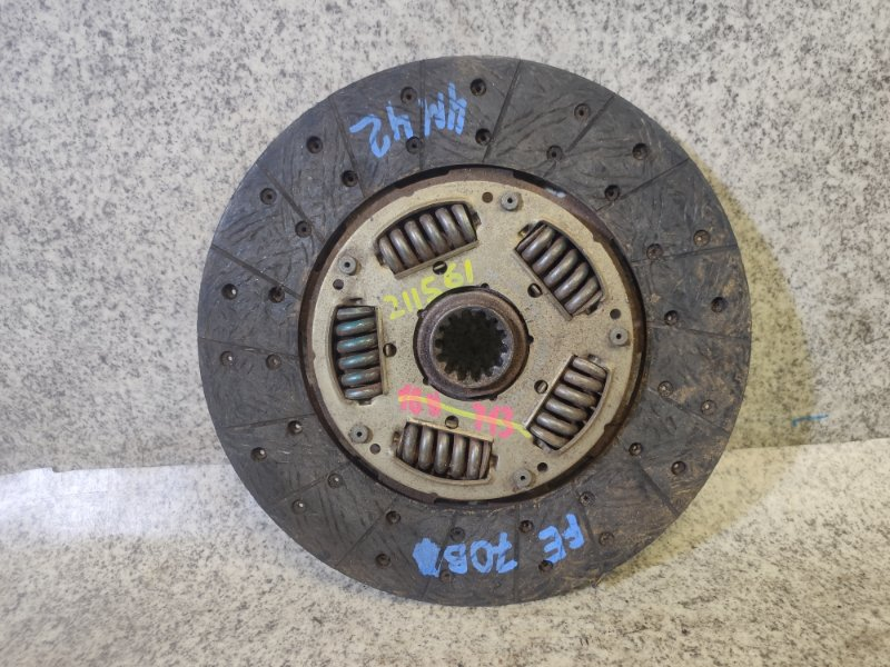 Диск сцепления Mitsubishi Canter FE70BB 4M42