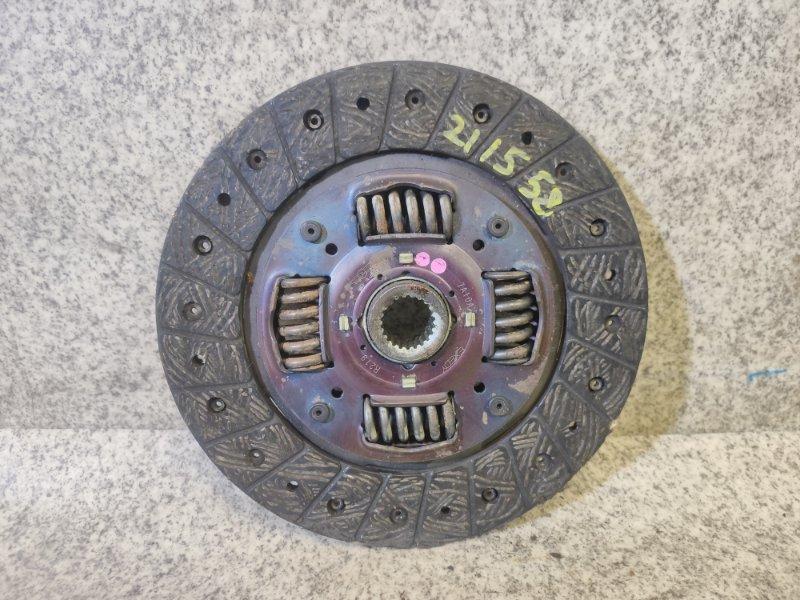 Диск сцепления Mazda Bongo SK26L R2