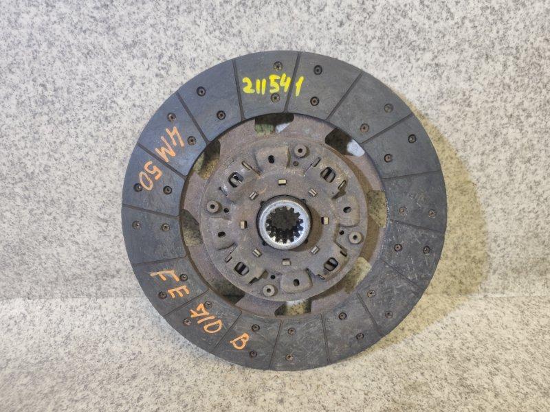 Диск сцепления Mitsubishi Canter FE71DB 4M50