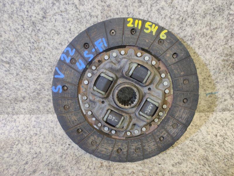 Диск сцепления Toyota Camry SV22 4S-FI