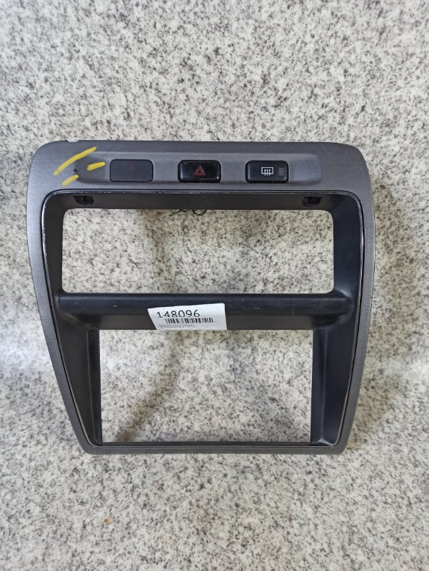 Консоль магнитофона Toyota Starlet EP91