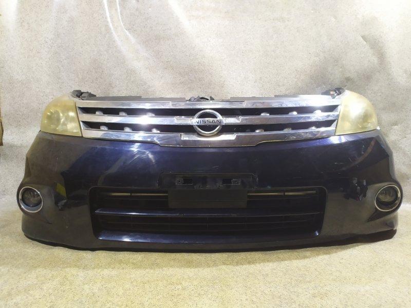 Nose cut Nissan Presage TU31 QR25DE 2006