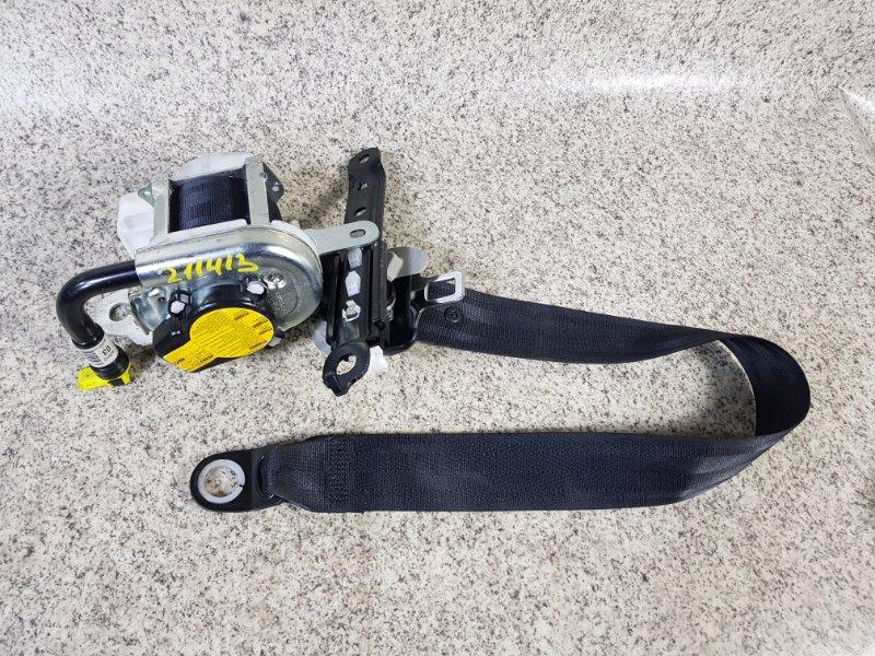 Ремень безопасности Toyota Mark X GRX130 передний правый