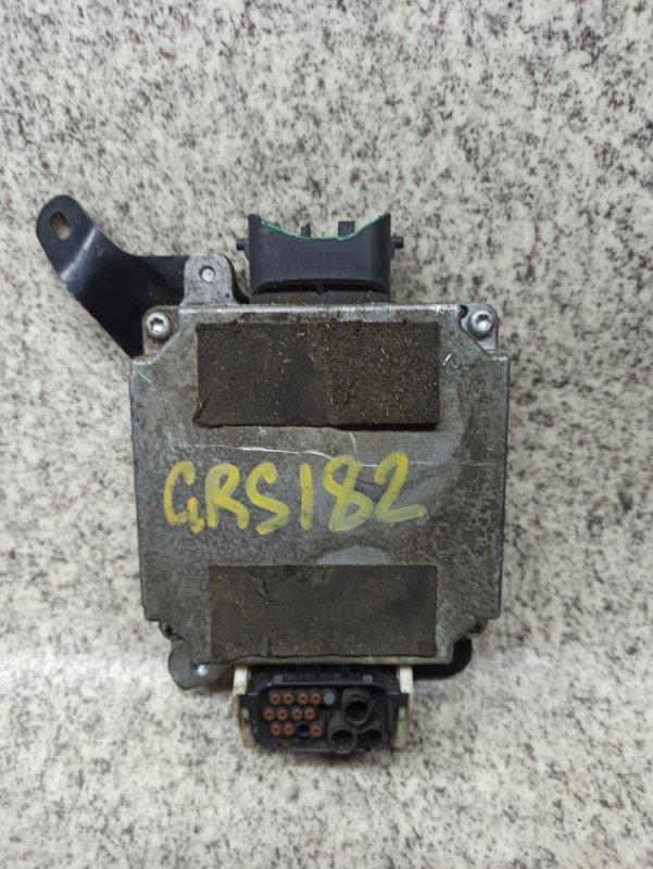 Блок управления рулевой рейкой Toyota Crown GRS182