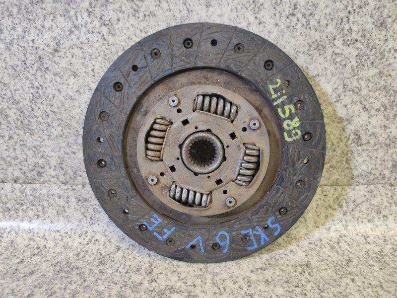 Диск сцепления Mazda Bongo SKE6V FE