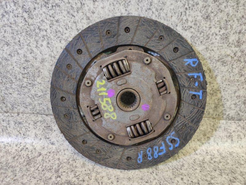 Диск сцепления Mazda Bongo SSF88R RF-T