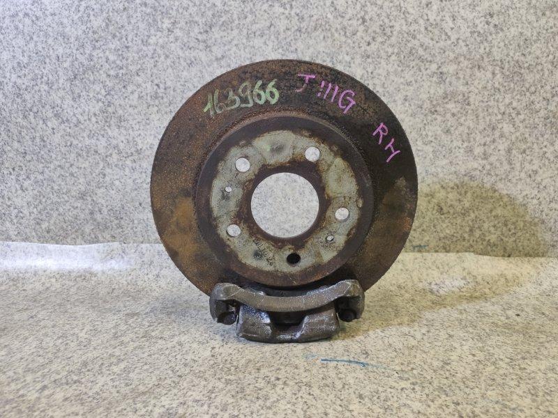 Тормозной диск Daihatsu Terios Kid J111G передний правый