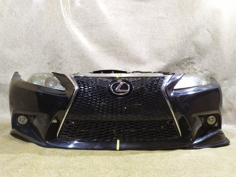 Nose cut Lexus Is250 GSE20 4GR-FSE 08.2005 передний