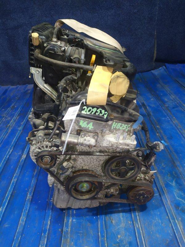 Двигатель Mazda Carol HB25S K6A 2010