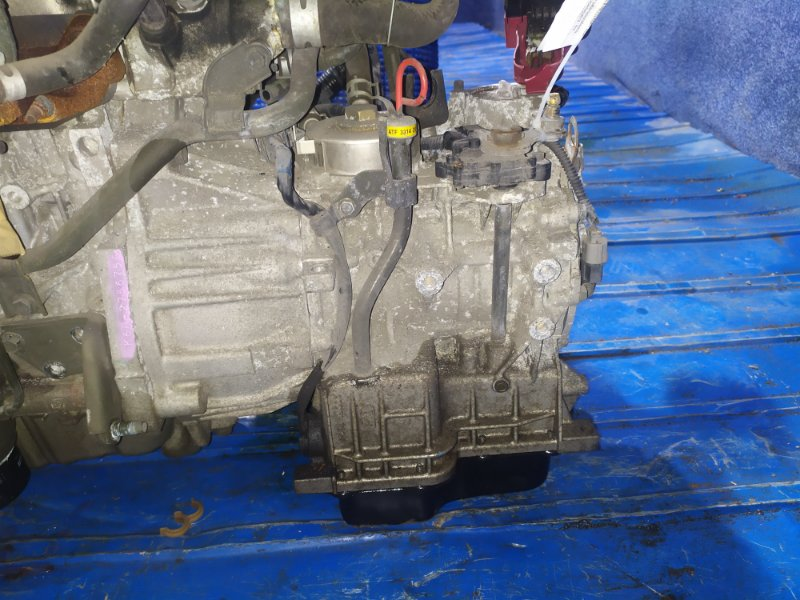 Акпп Suzuki Wagon R MH21S K6A-T 2004