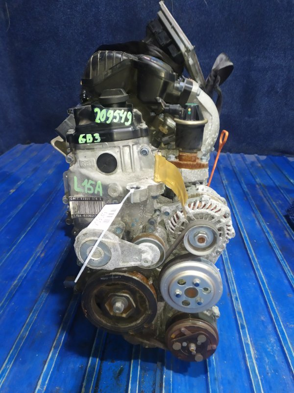 Двигатель Honda Freed GB3 L15A VTEC 2008