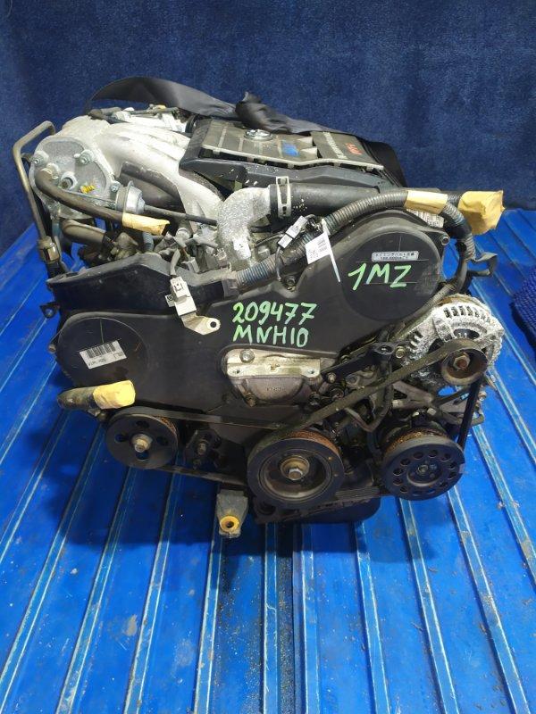 Двигатель Toyota Alphard MNH10 1MZ-FE VVTI 2003