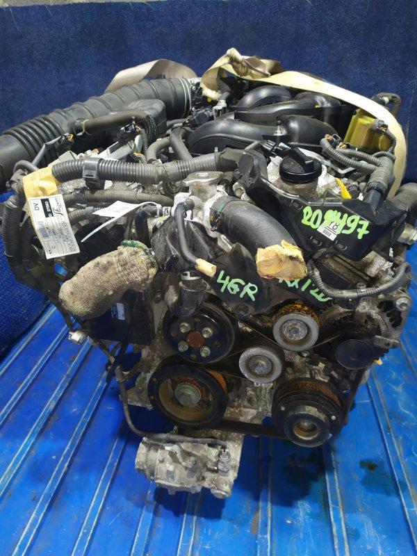 Двигатель Toyota Mark X GRX120 4GR-FSE 2006