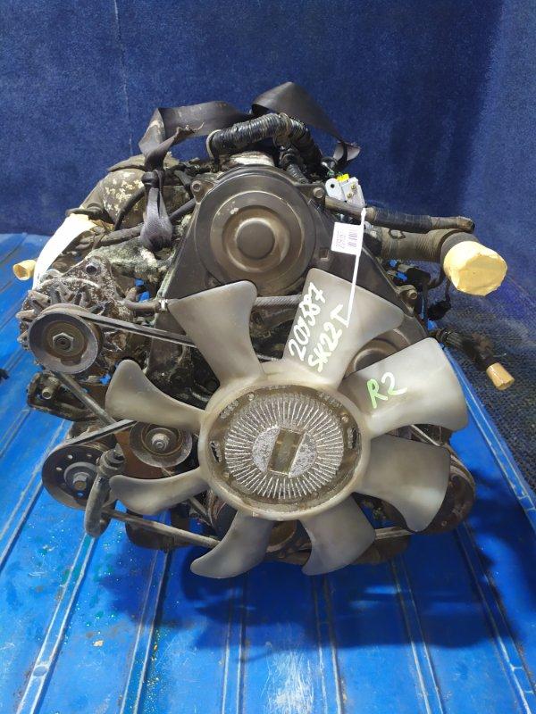 Двигатель Nissan Vanette SK22T R2EFI 2003