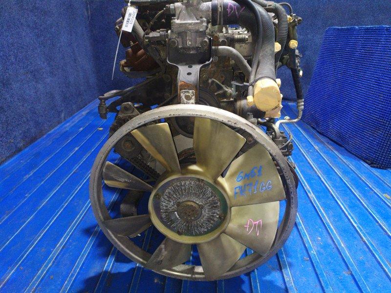 Двигатель Mitsubishi Fighter FK71GG 6M61 2002