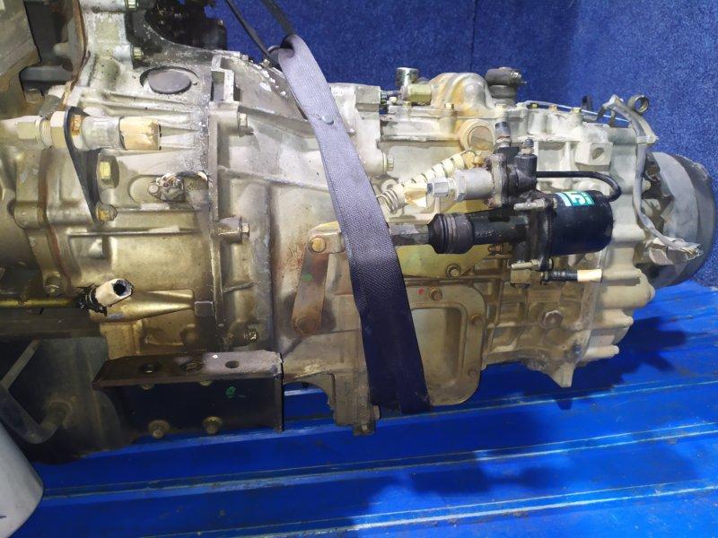 Мкпп Mitsubishi Fighter FK71GG 6M61 2002
