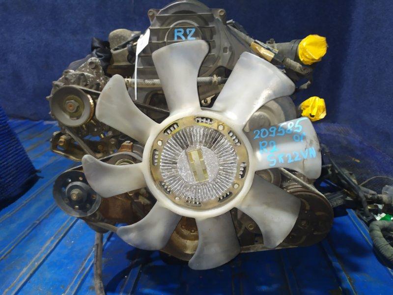 Двигатель Nissan Vanette SK22VN R2EFI 2001