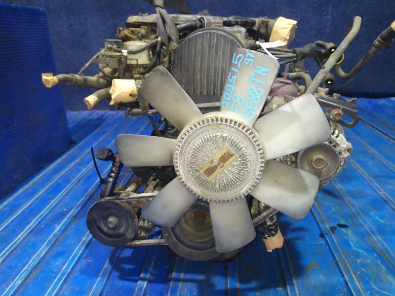Двигатель Nissan Vanette Truck SE88TN F8 1997
