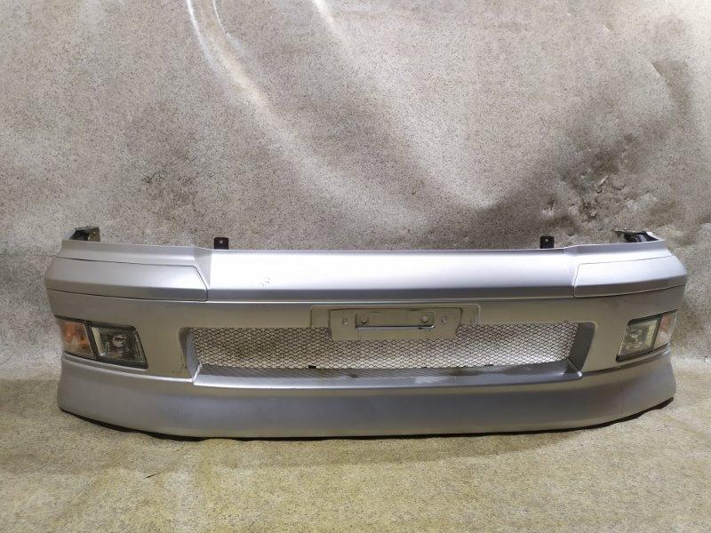 Бампер Mitsubishi Chariot Grandis N84W 2001 передний