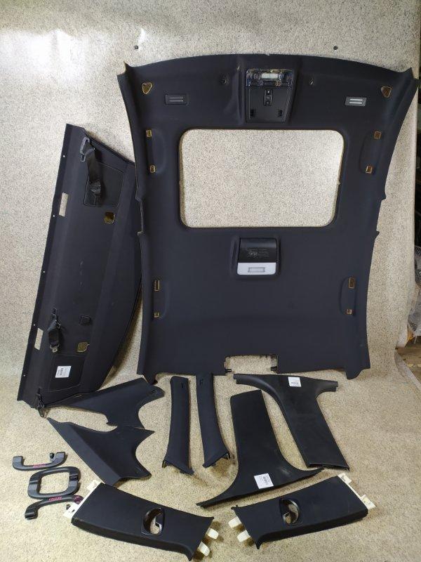 Обшивка потолка Bmw 3-Series E90
