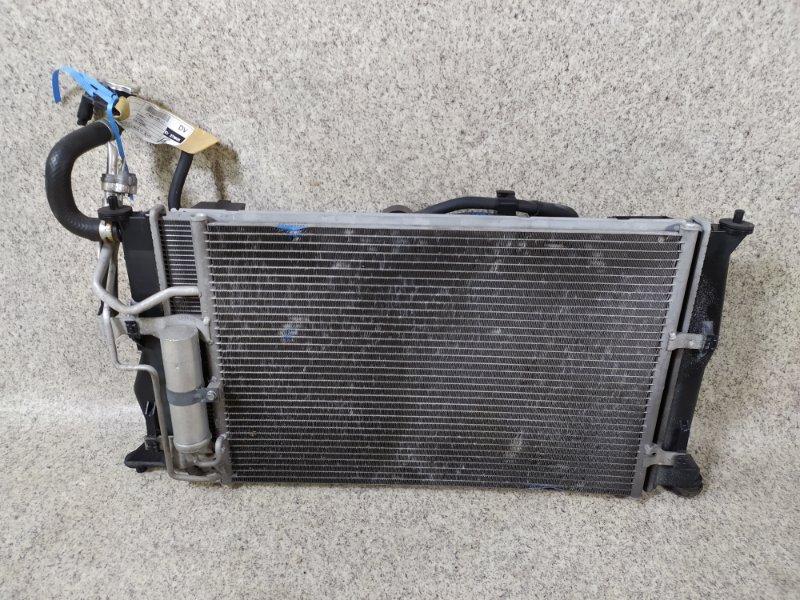 Радиатор основной Mazda Premacy CREW LF 2009