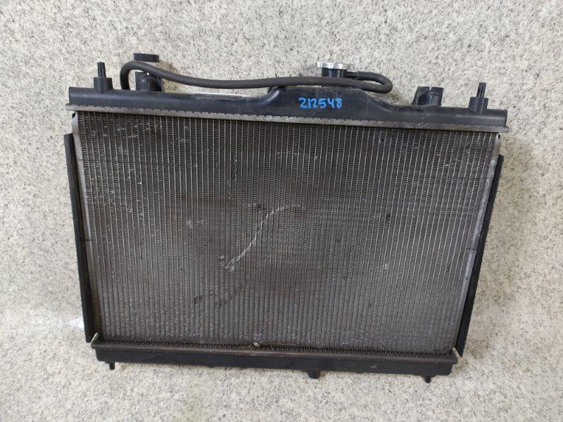 Радиатор основной Nissan Ad VY12 HR15DE 2009