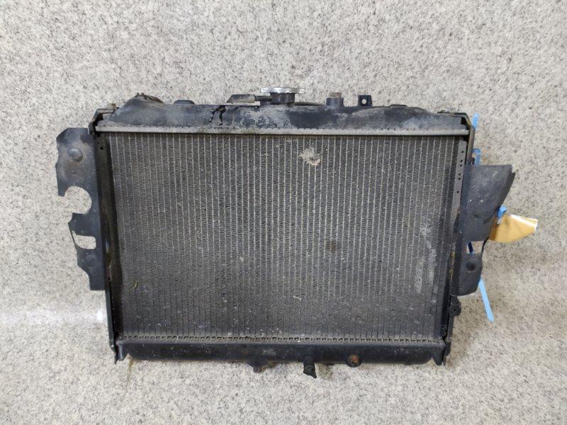 Радиатор основной Mazda Bongo Truck SE88T F8 1999