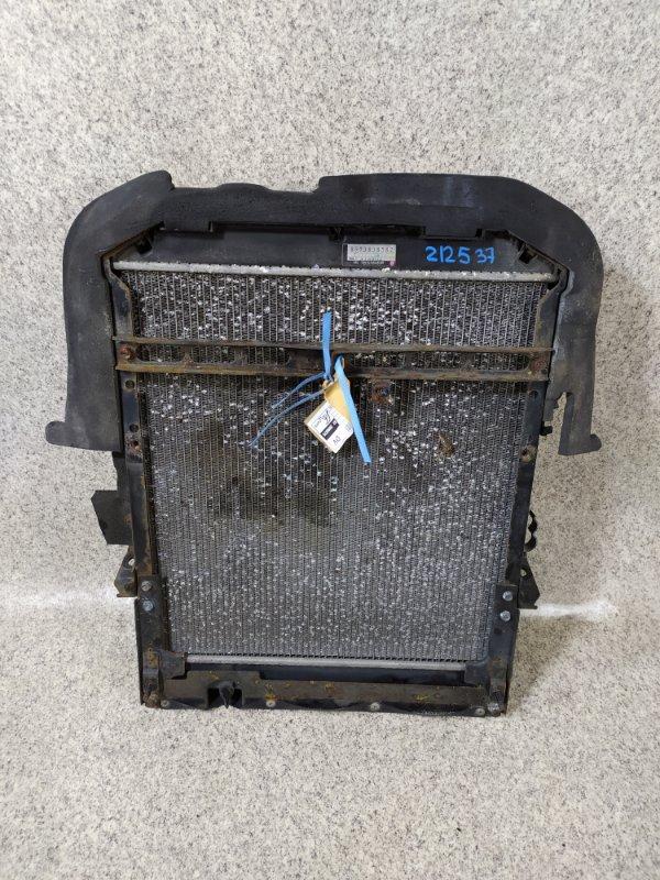Радиатор основной Isuzu Elf NMR85 4JJ1 2009