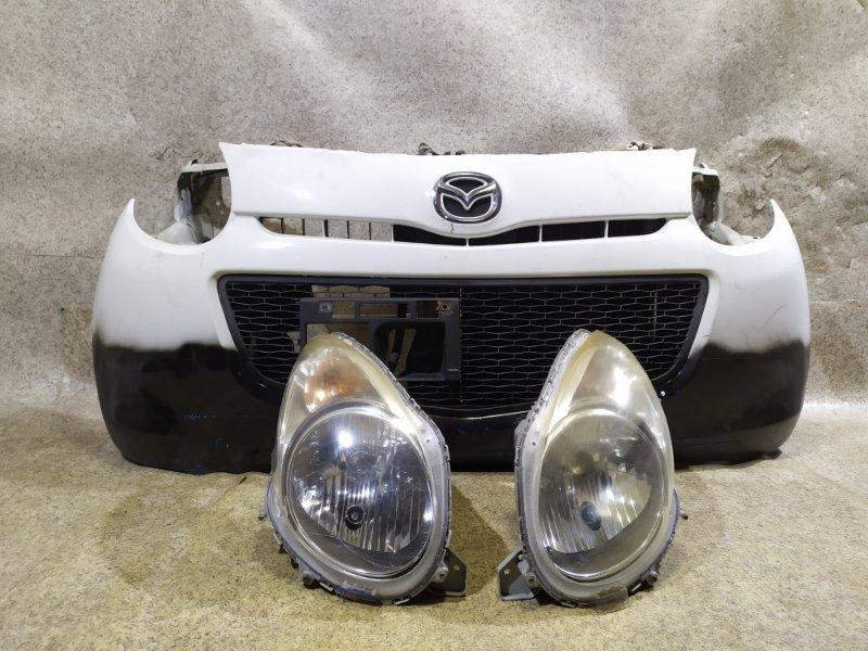 Nose cut Mazda Carol HB25S K6A 2010