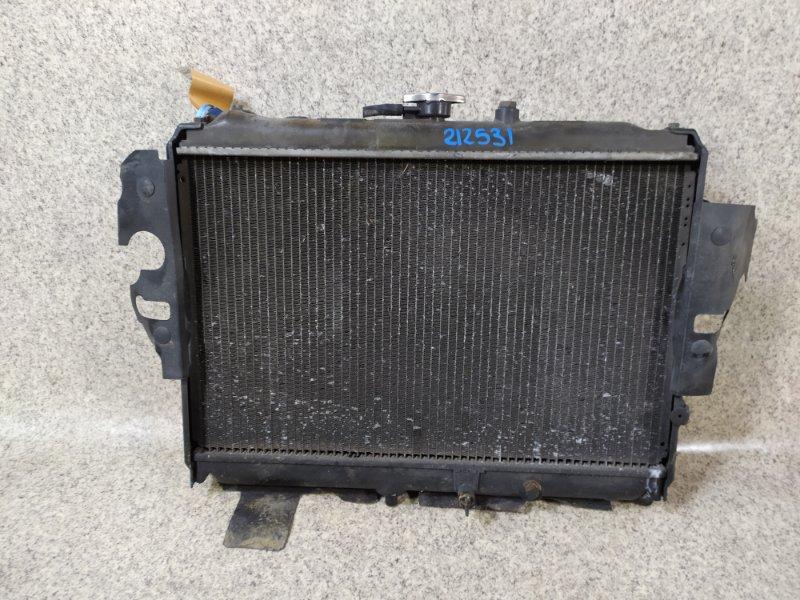Радиатор основной Nissan Vanette Truck SE88TN F8 1997
